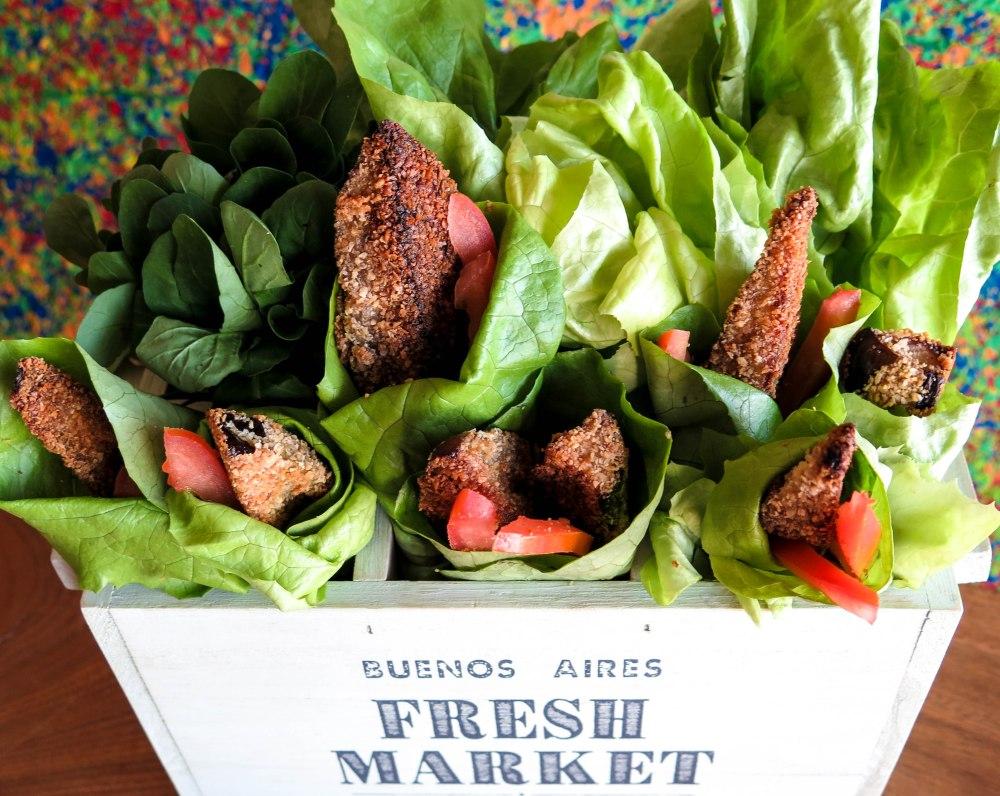 Berenjenas Veganas Buenos Aires Fresh