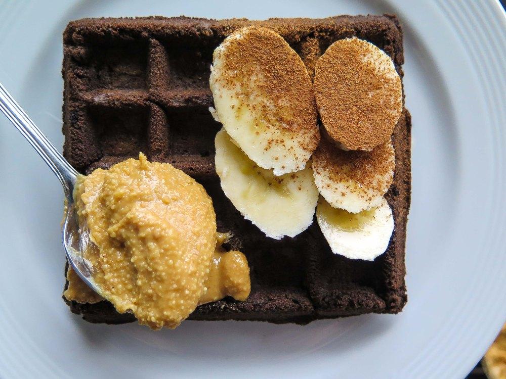 Waffles Sin Gluten